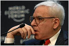 David Rubenstein, Co-founder Carlyle Group